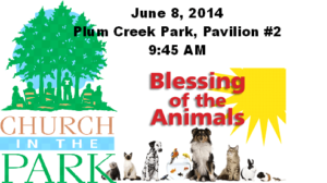 blessing of the animals june 8