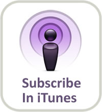 Subscribe to our podcast on iTunes