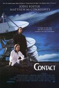 Contact Movie Poster